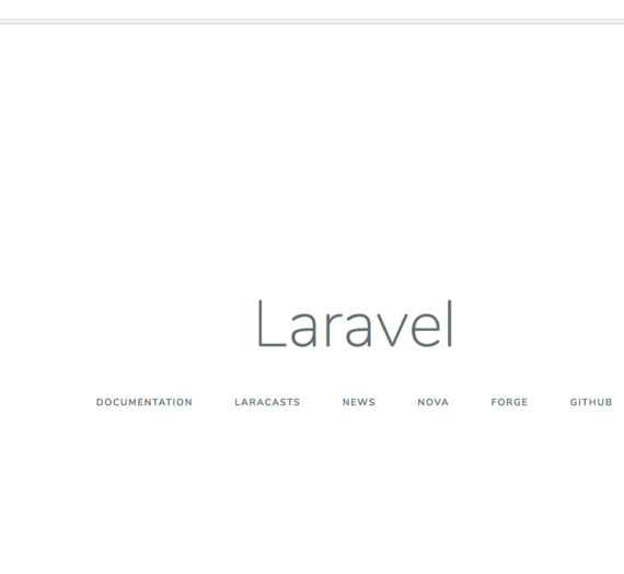 How To Install Laravel In MAC OS